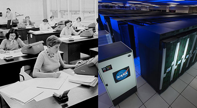 >Evolution of Computer Science