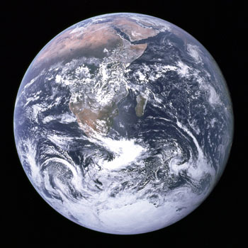 "1972: The ""Blue Marble"" (Apollo 17)"
